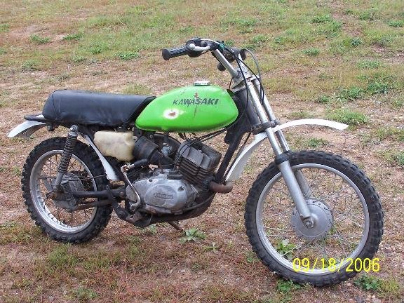 Kawasaki Kd100M For Sale – Motorcycle Image Ideas